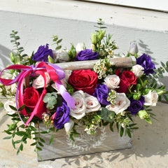Floral Candy - Flower Basket