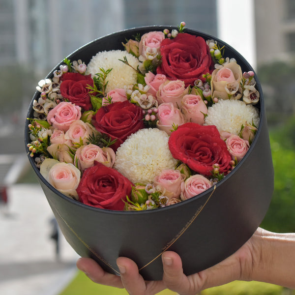 My Love -  Flower Gift  by Flower Station Dubai
