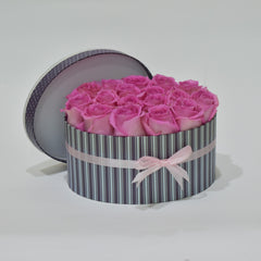 Pink Perfection - Flower Box -  Floral Gifts - The Flower Station