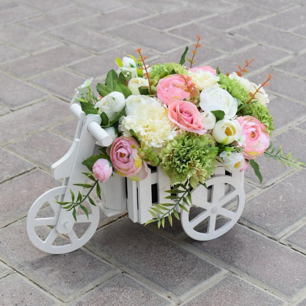 Melody Flower Cart - Artificial Flowers -  Decors - The Flower Station