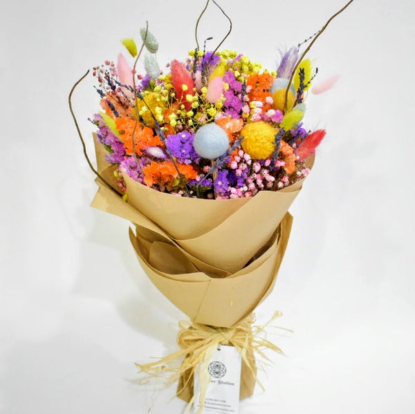 Colors of Life -  Flower Delivery - Flower Station Dubai