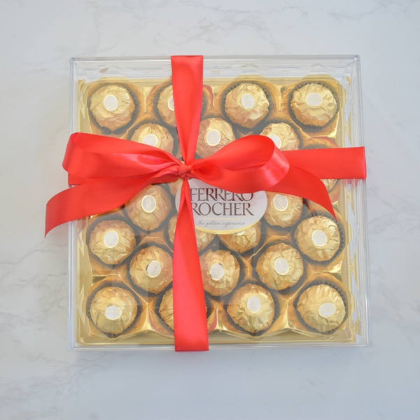 Ferrero Rocher (24 pcs.) -  Flower Delivery - Flower Station Dubai