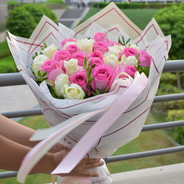 Sugar Plum -  Flower Delivery - Flower Station Dubai