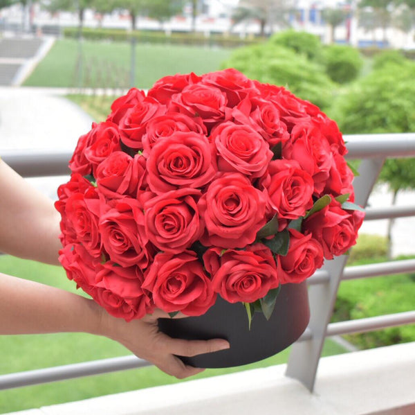 Eternal Love -  Flower Delivery - Flower Station Dubai