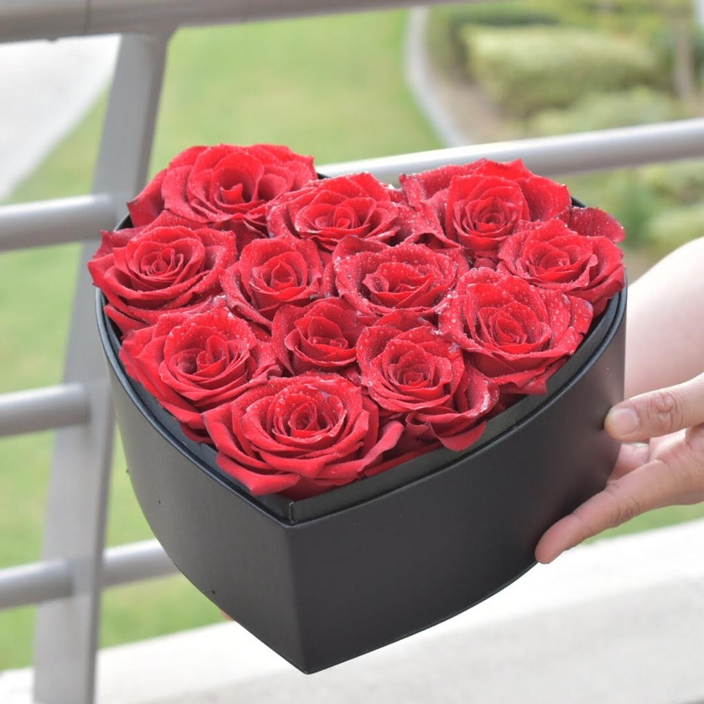 You're Amazing - Flower Box -  Flower Delivery - Flower Station Dubai