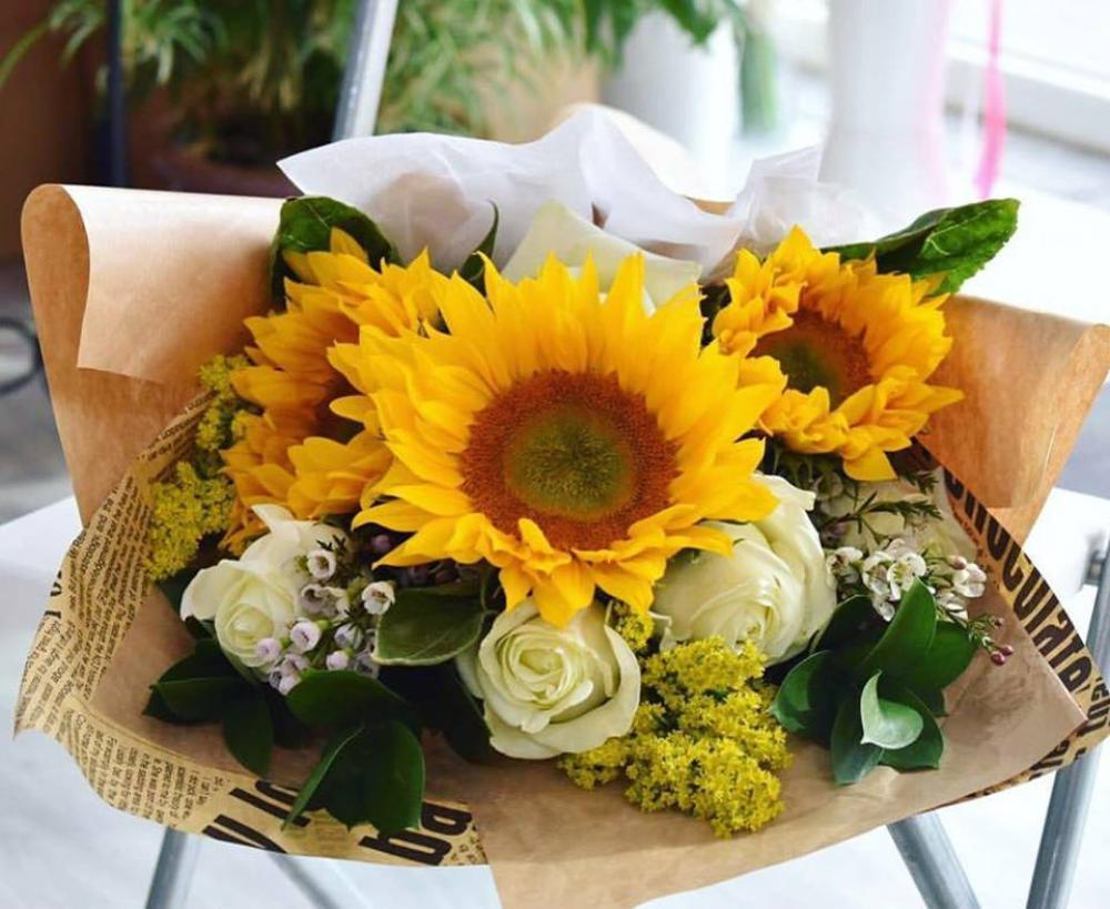 You are my Sunshine - Mixed Bouquet -  Floral Gifts - The Flower Station