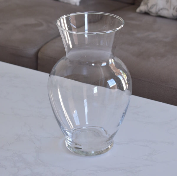 Glass Vase - Curvy