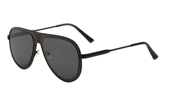 Luxe Sport Turbo Aviator Sunglasses