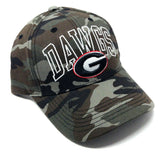 NCAA Wide Out Grey Camo Adjustable Curved Bill Hat