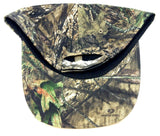 Dodge Black & Camo Ram Mossy Oak Adjustable Hat