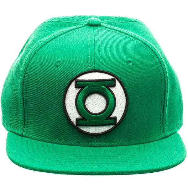 DC Comics Green Lantern 3D Embroidered Logo Snapback