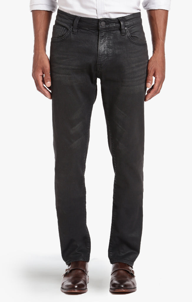Cool Tapered Leg In Coal Manhattan - 34 Heritage