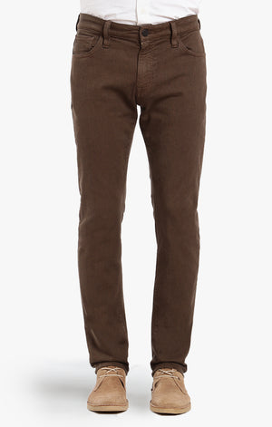 Cool Tapered Leg In Brown Diagonal