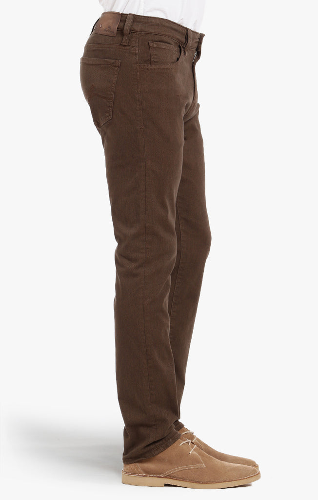 Cool Tapered Leg In Brown Diagonal - 34 Heritage