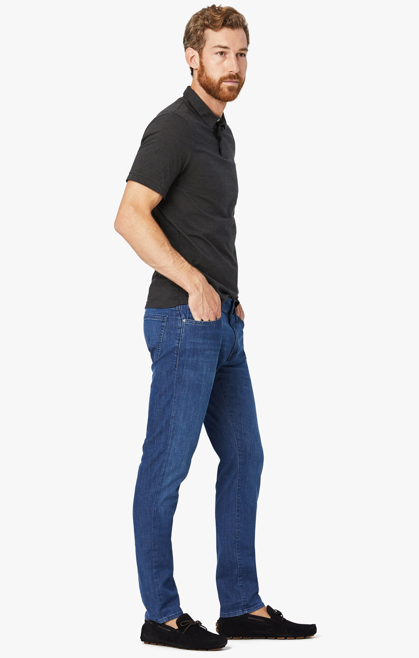 Cool Tapered Leg Jeans In Mid Kona Image 10