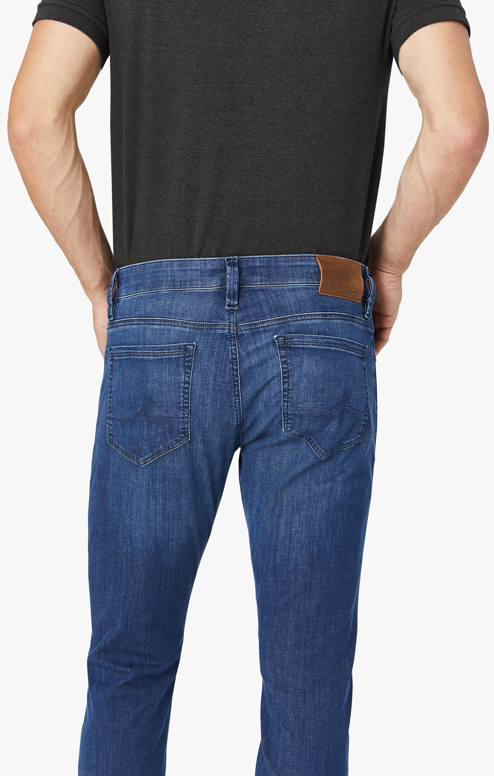 Cool Tapered Leg Jeans In Mid Kona Image 7