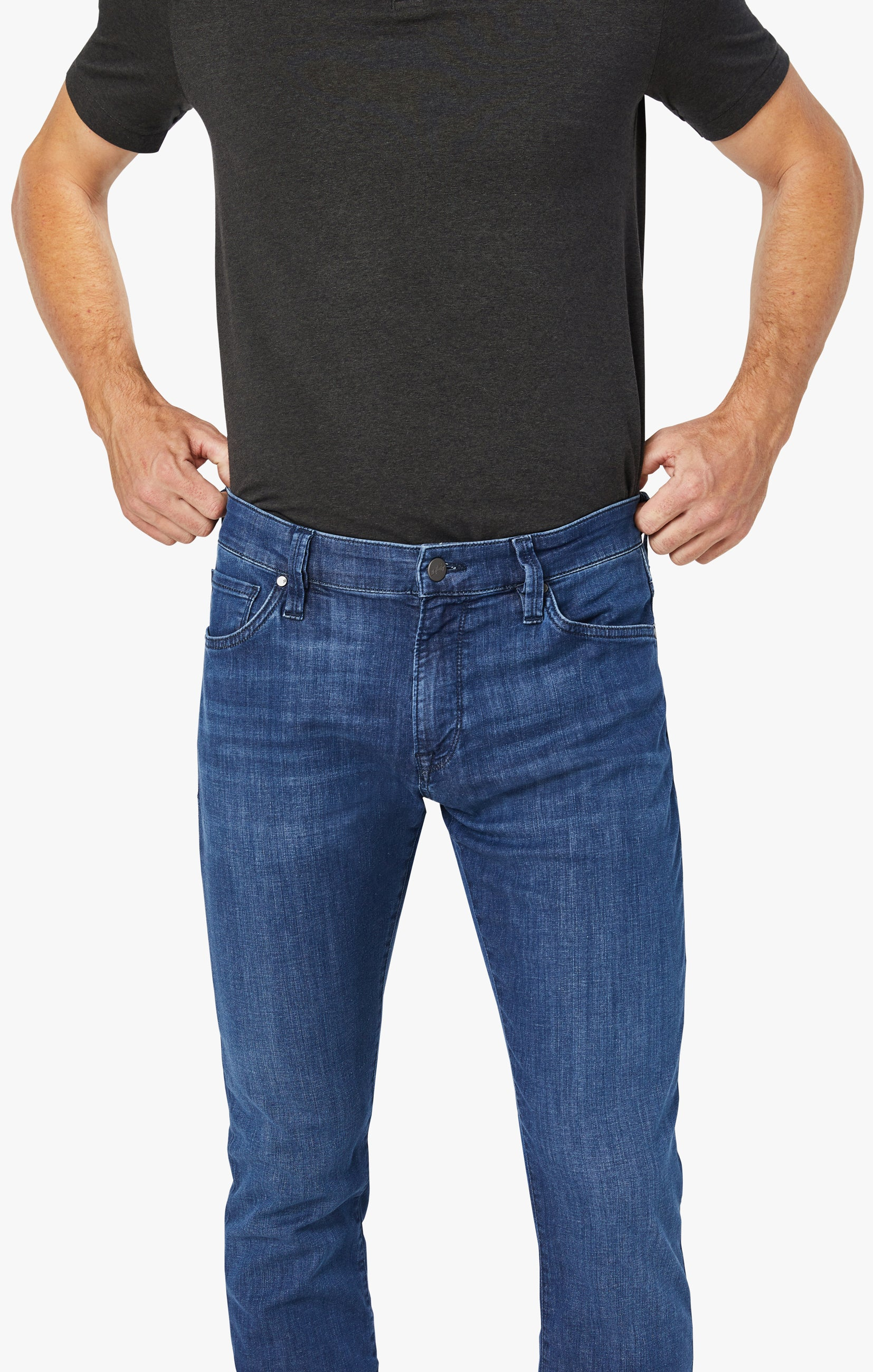 Cool Tapered Leg Jeans In Mid Kona Image 6