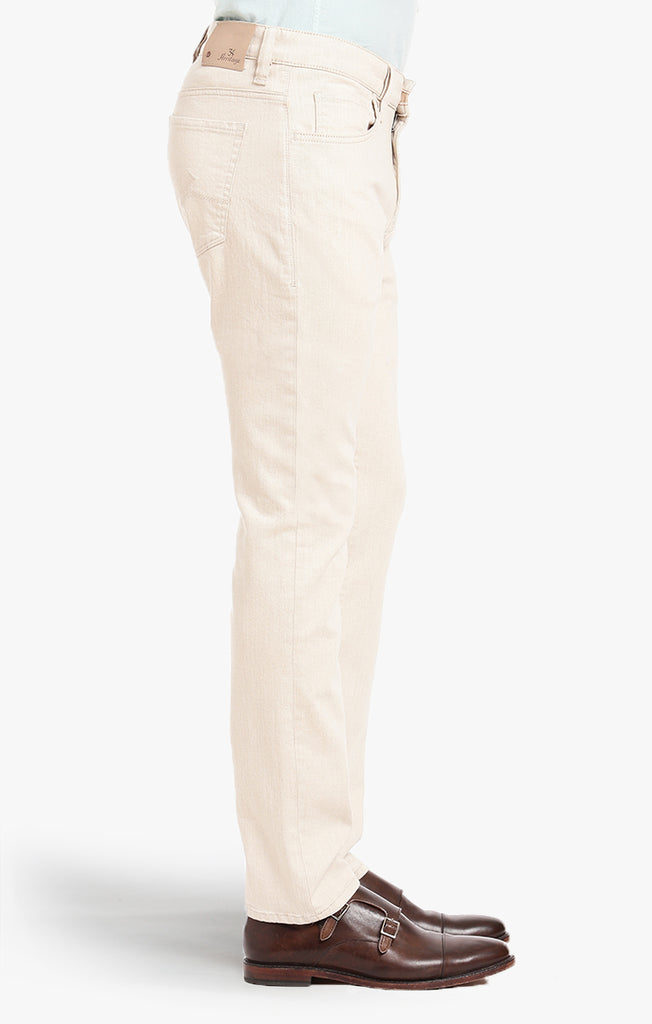 Courage Straight Leg In Latte Colored Denim - 34 Heritage