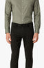 Cool Tapered Leg Pants In Charcoal Winter Cashmere Thumbnail 6