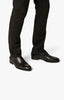 Cool Tapered Leg Pants In Charcoal Winter Cashmere Thumbnail 8