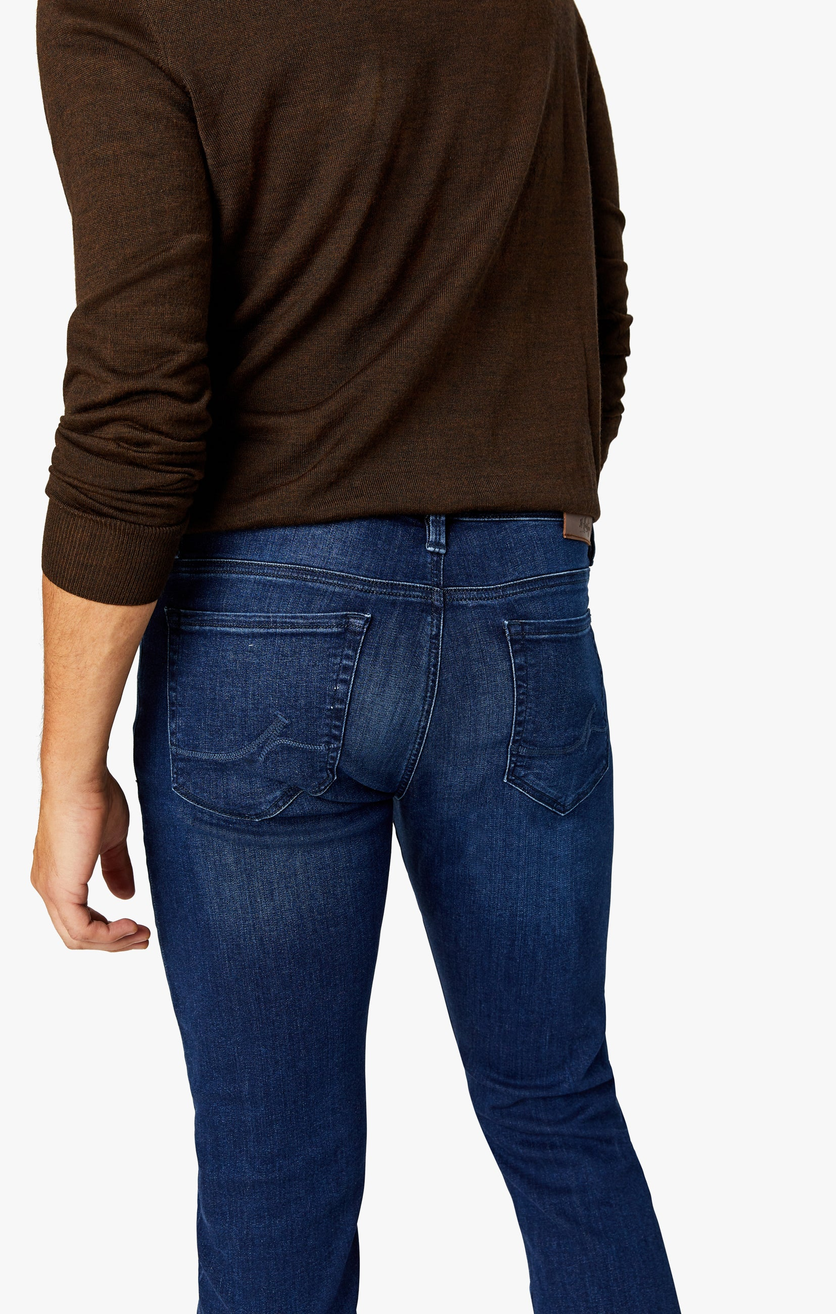 Cool Tapered Leg Jeans In Dark Shaded Ultra Image 4