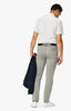 Cool Tapered Leg Pants In Light Grey Comfort Thumbnail 3