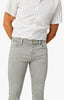 Cool Tapered Leg Pants In Light Grey Comfort Thumbnail 4