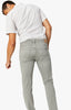 Cool Tapered Leg Pants In Light Grey Comfort Thumbnail 5