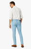 Cool Tapered Leg Pants In Light Blue Comfort Thumbnail 3