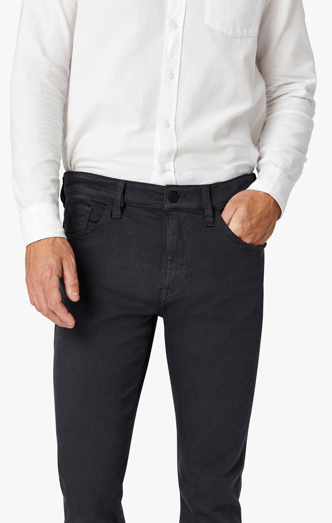 Cool Tapered Leg Pants In Iron Comfort