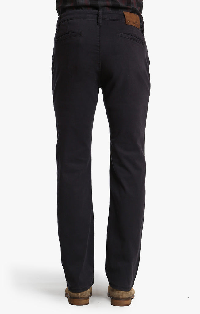 Naples Chino In Navy Twill - 34 Heritage