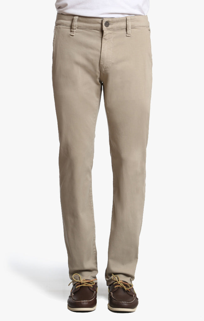 Naples Chino In Stone Twill - 34 Heritage
