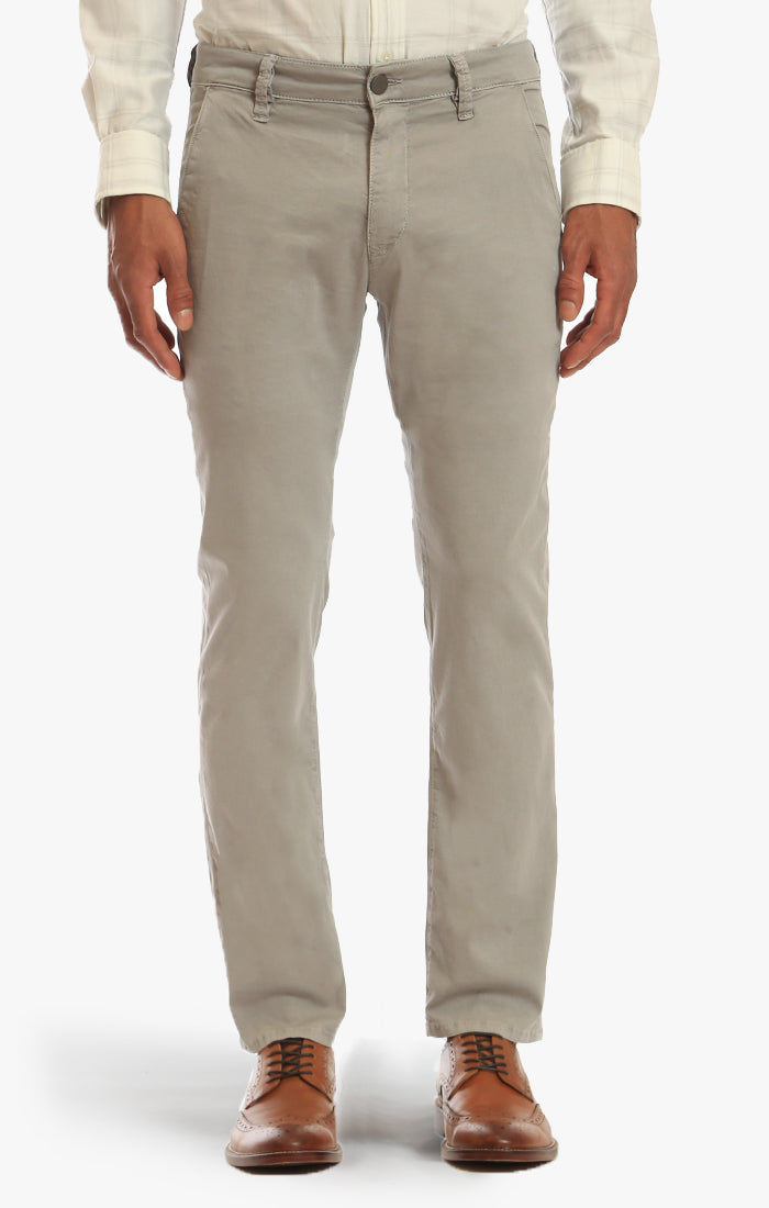 Naples Chino In Griffin Washed Twill - 34 Heritage