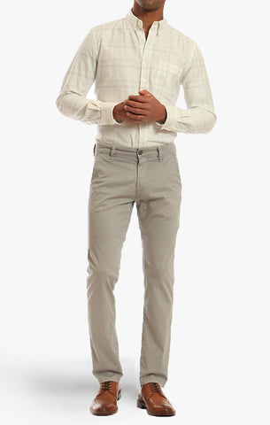 Naples Chino In Griffin Washed Twill