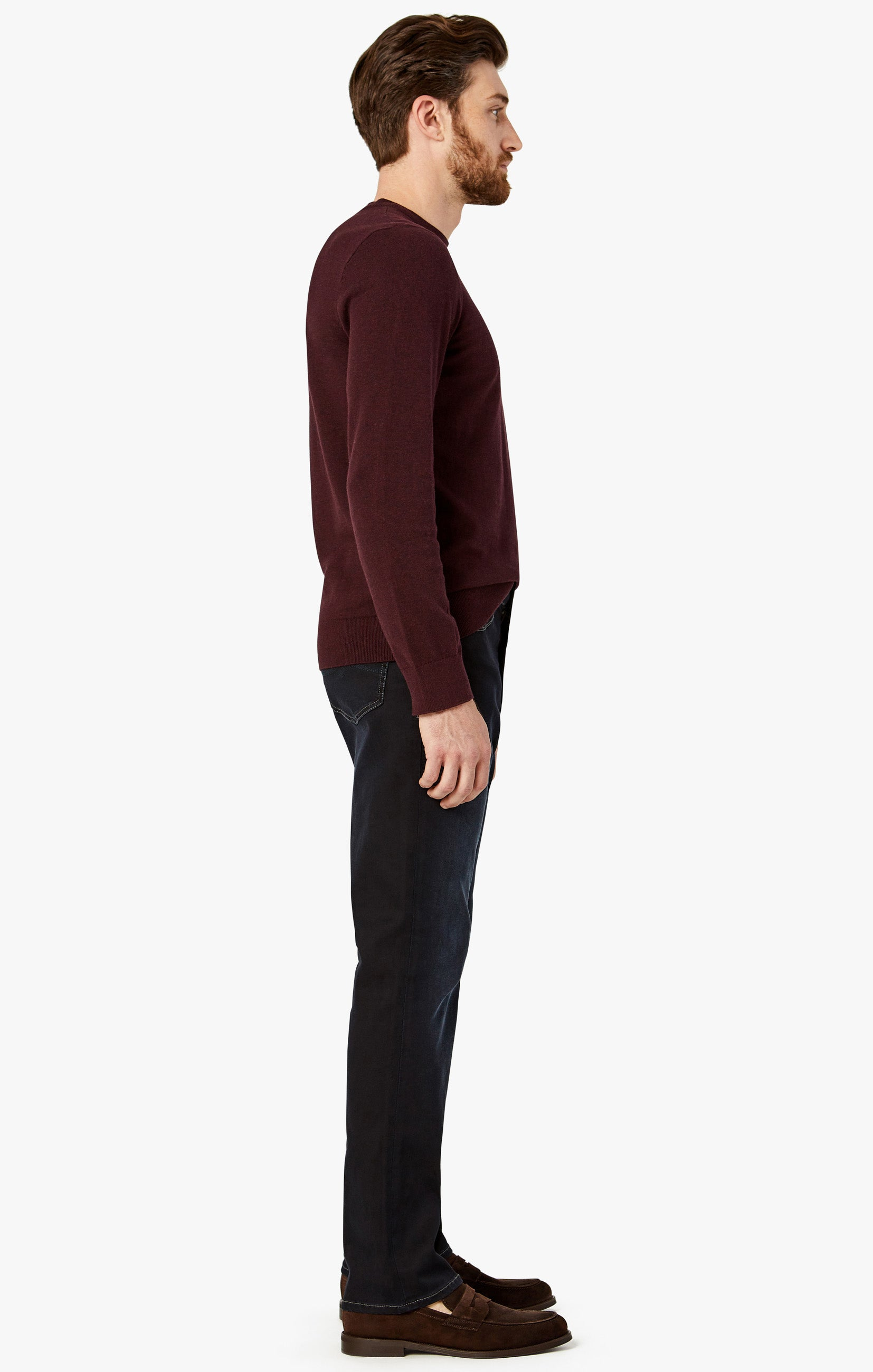 Charisma Relaxed Straight Jeans In Midnight Austin Image 5