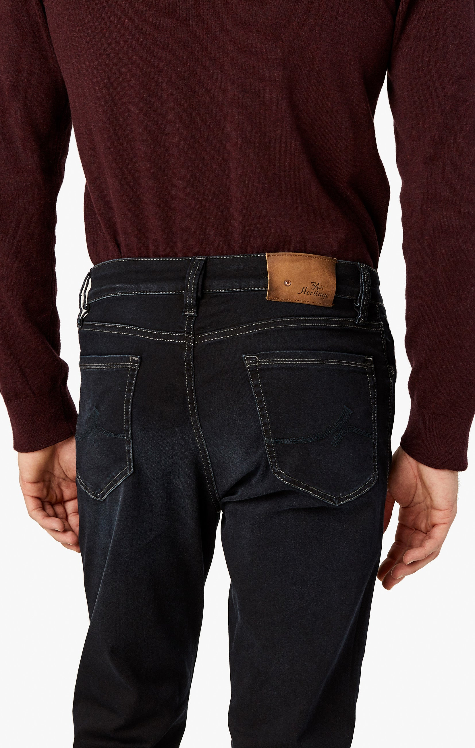 Charisma Relaxed Straight Jeans In Midnight Austin Image 7