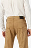 Charisma Relaxed Straight Pants In Khaki Twill Thumbnail 7