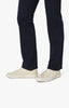 Charisma Relaxed Straight Pants in Navy Twill Thumbnail 5