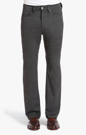 Charisma Relaxed Straight In Grey Feather Tweed - 34 Heritage