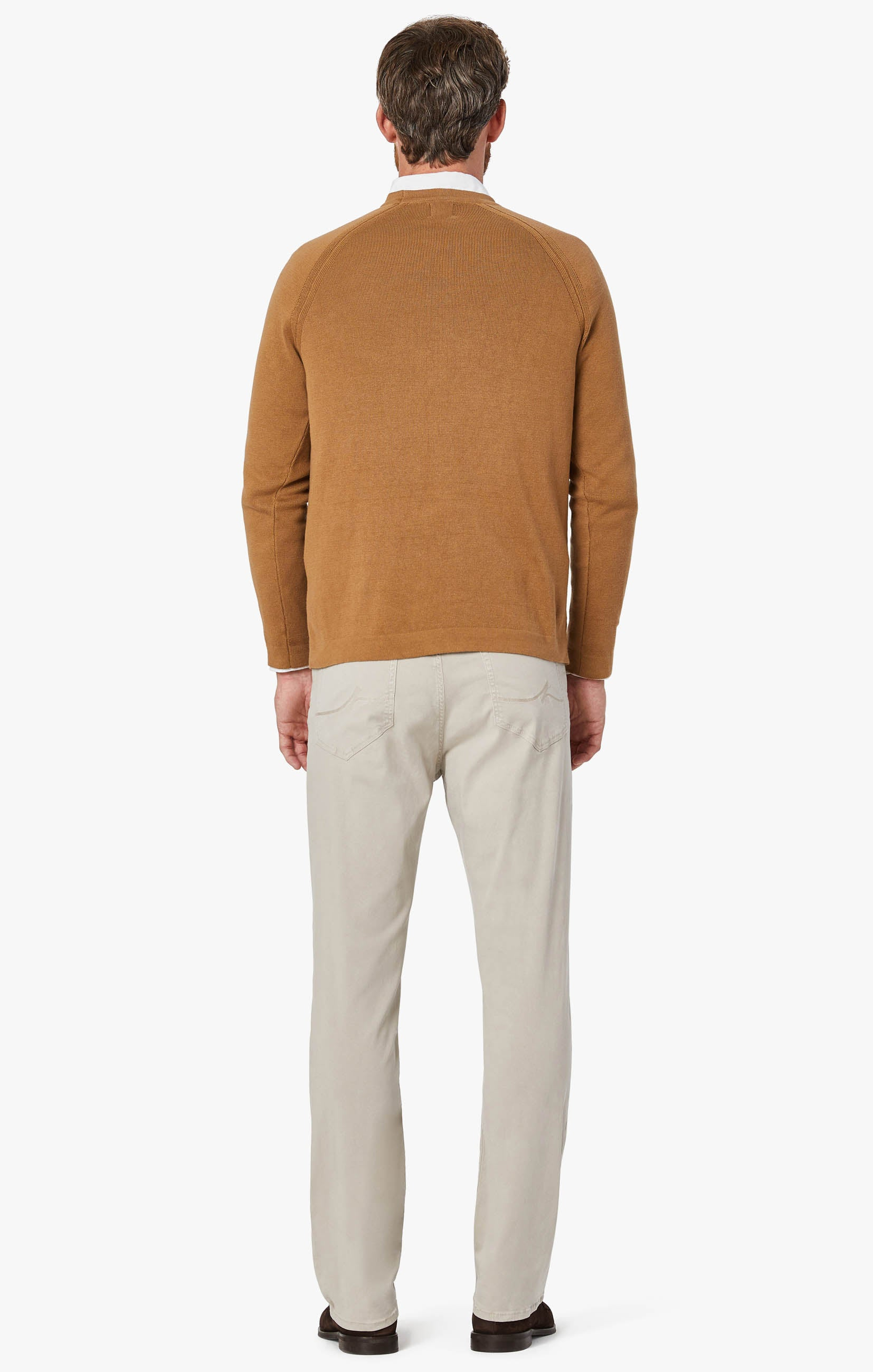 Charisma Relaxed Straight Leg Pants in Dawn Twill Image 5