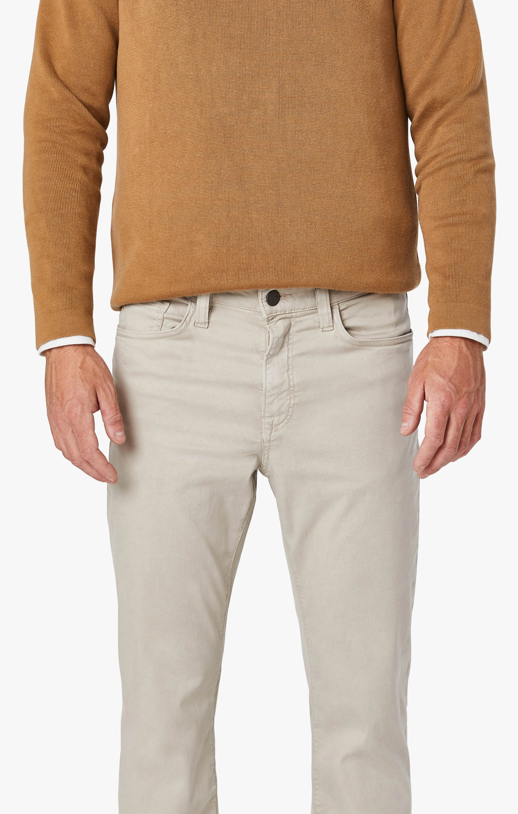 Charisma Relaxed Straight Leg Pants in Dawn Twill Image 7