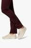 Charisma Relaxed Straight Pants in Wine Twill Thumbnail 4