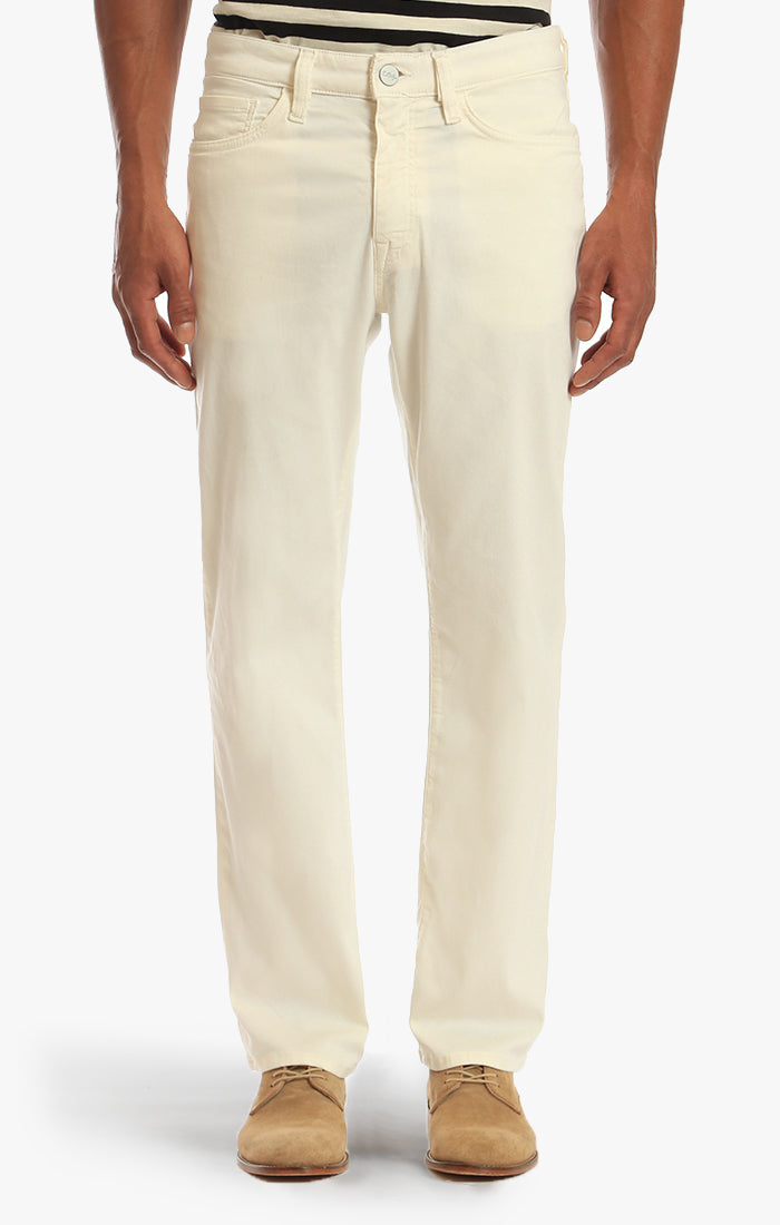 Charisma Relaxed Straight Pants In Natural Soft Touch Image 2