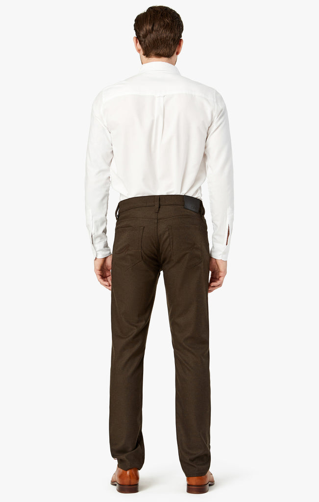 Charisma Relaxed Straight in Brown Supreme