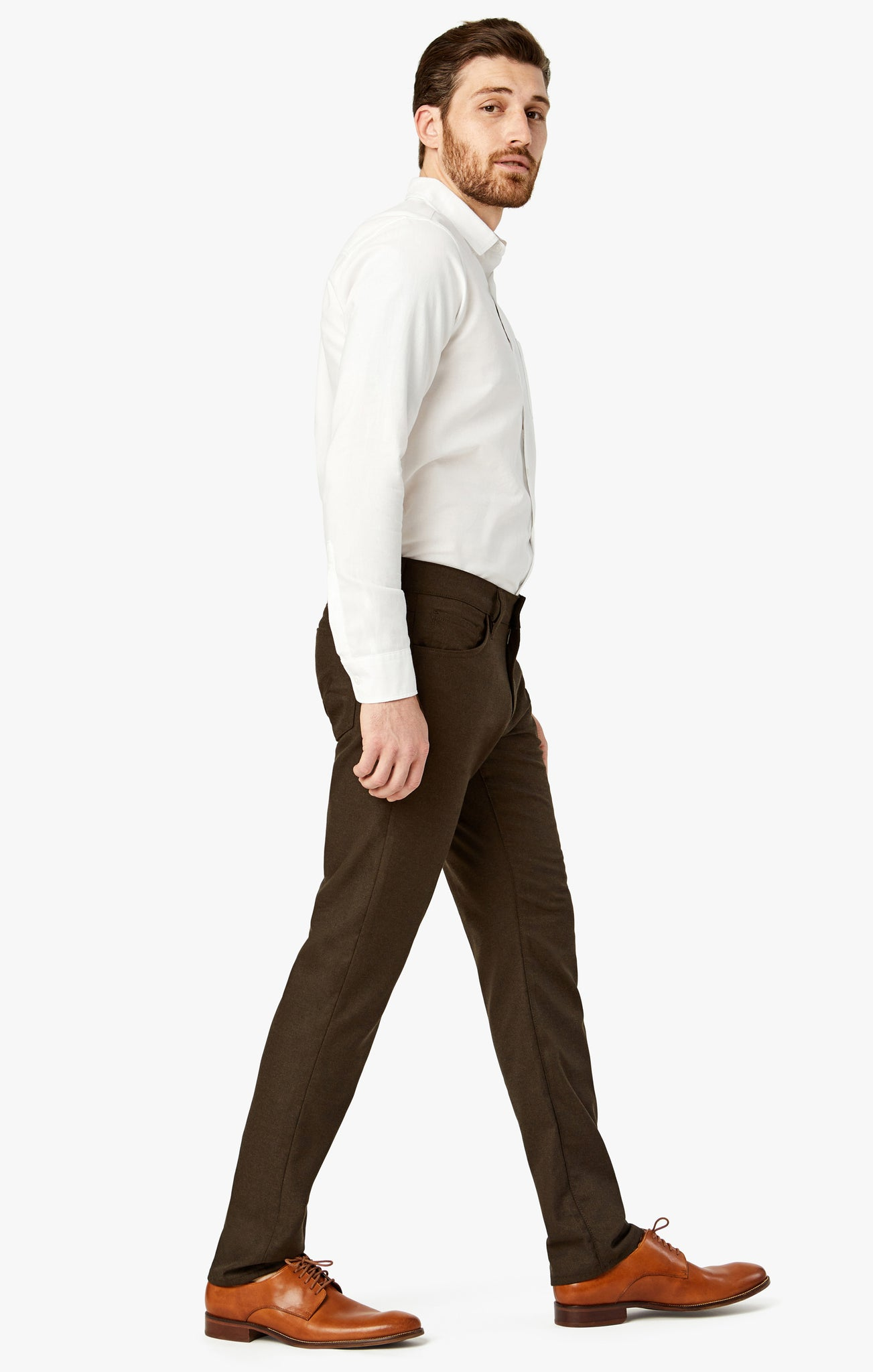 Charisma Relaxed Straight in Brown Supreme - 34 Heritage