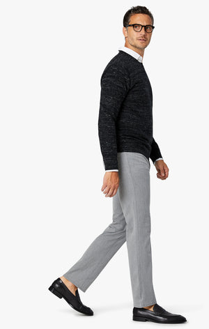 Charisma Relaxed Straight in Grey Winter Cashmere
