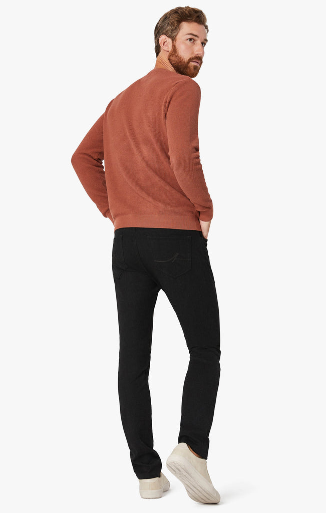 Charisma Classic Fit Pants in Charcoal Winter Cashmere