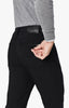 Charisma Relaxed Straight Commuter Pants In Onyx Thumbnail 3