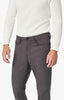 Charisma Relaxed Straight Commuter Pants In Graphite Thumbnail 5