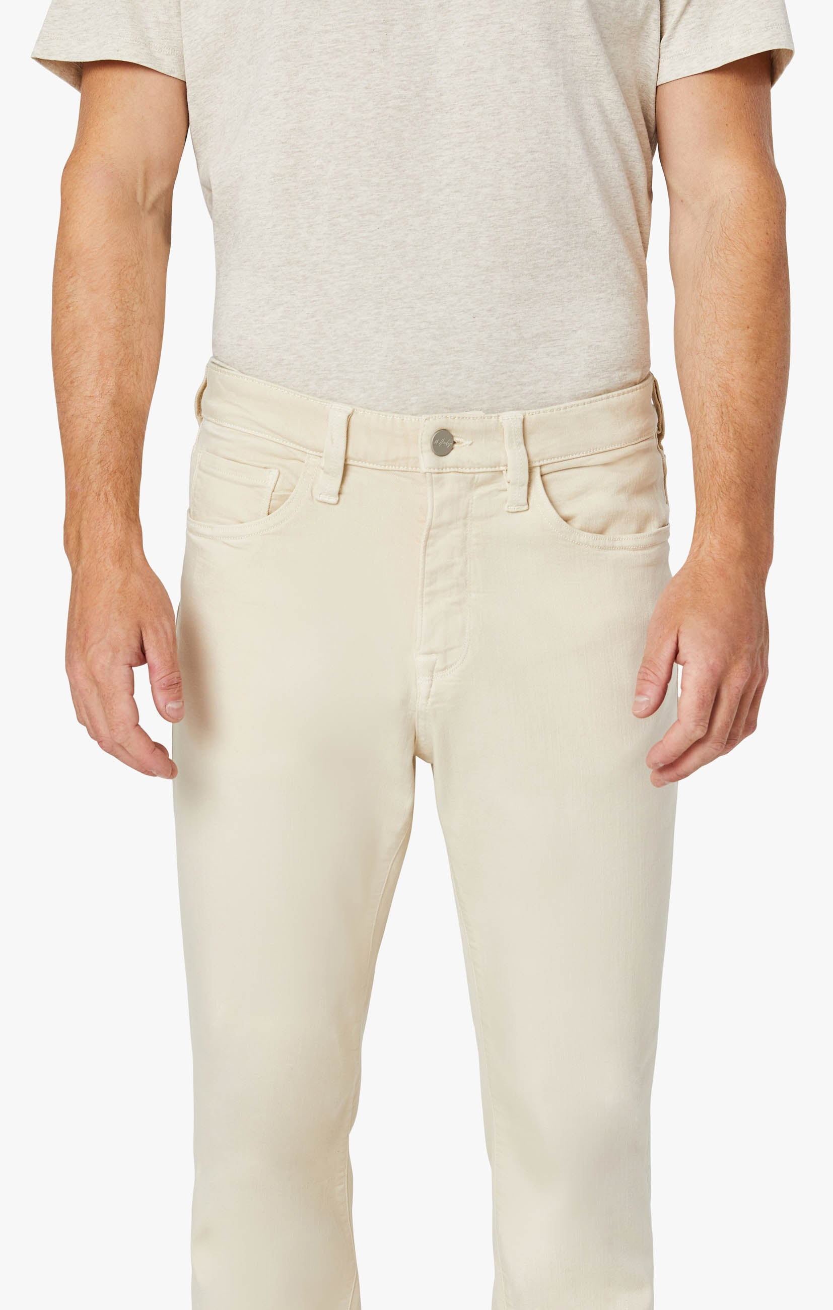 Charisma Relaxed Straight Pants In Natural Comfort Image 6
